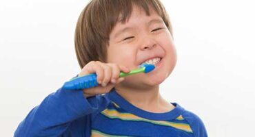 Which electric toothbrush do you recommend for my child?
