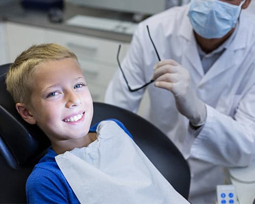 Finding the best dentist for your child is important